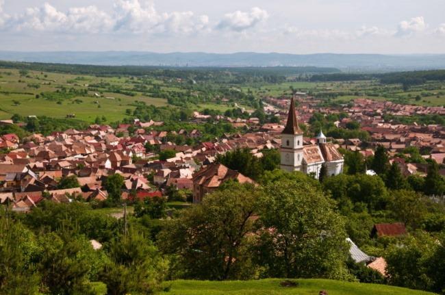 Rasinari Marginimea Sibiului