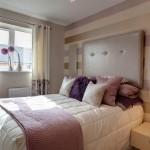 1-accente roz prafuit Rose Quartz Pantone decor dormitor