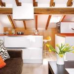 1-amenajare apartament modern mansarda