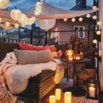 Idei de amenajare a balconului – locul de relaxare acasa