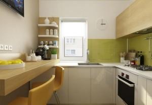 1-amenajare bucatarie moderna de 6 mp