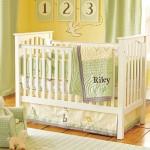 Am ales galben pentru camera bebelusului pe care il asteptam
