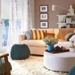 1-amenajare living modern scandinav cu mobilier asezat asimetric