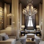 Amenajarea unui dormitor frumos si sofisticat
