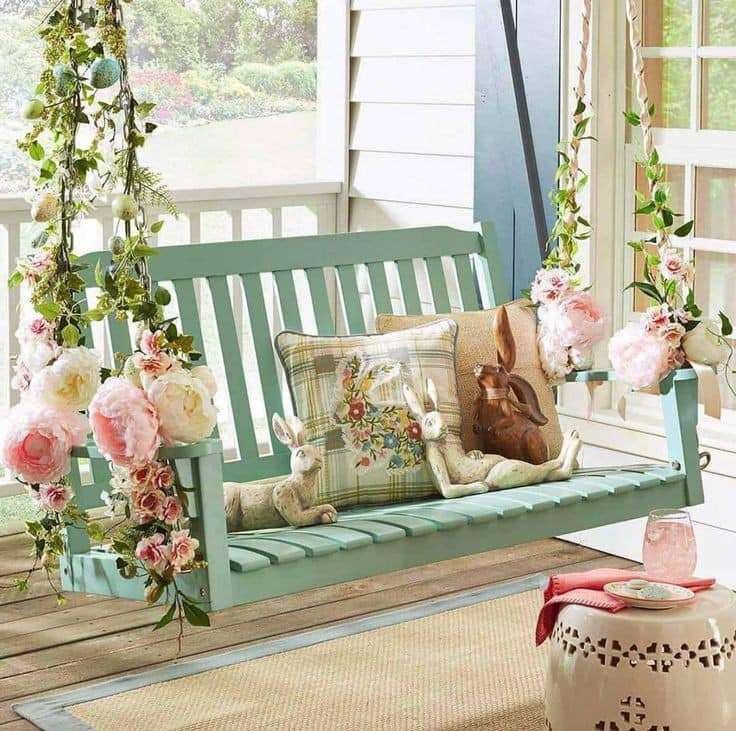 1-balansoar-suspendat-lemn-verde-menta-decor-terasa-romantica