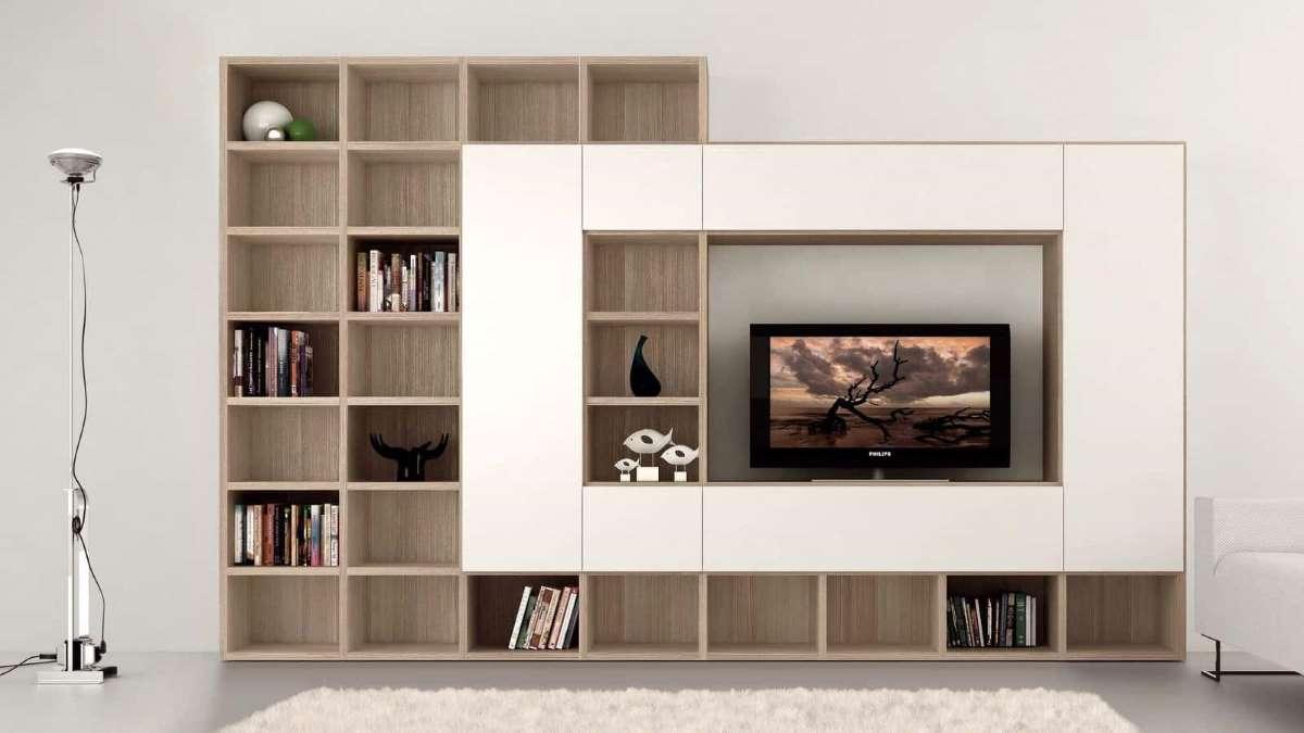 1-biblioteca-design-modern-minimalist-living-carti-televizor