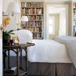 1-biblioteca inalta pana in tavan truc decorativ dormitor cu tavan jos