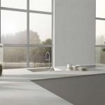 Lastrele ceramice – placari fara rosturi in baie si bucatarie
