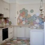 Cum proiectezi mobila de bucatarie cand ai o coloana de aerisire