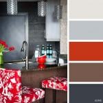 Bucatarii colorate – 16 palete cromatice pentru amenajari deosebite