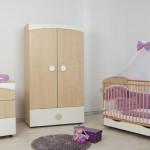 5 seturi de mobilier pentru camera bebelusului. Imagini si preturi