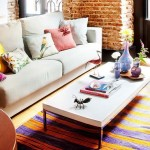 1-canapea cu textile colorate living patrat