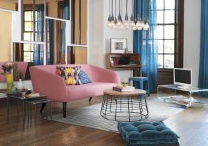 1-canapea culoarea anului 2015 decor modern colorat
