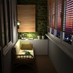 Idei de amenajare si decorare a unui balcon mic de apartament