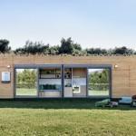 1-casa din container Cocoon Modules produse in Grecia