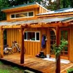 1-casa foarte mica ideala pentru casa de vacanta la tara