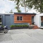 1-casa in forma literei L din containere maritime