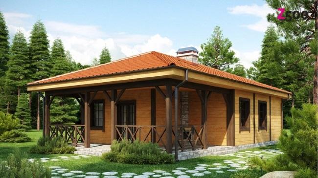 1-casa mica de 65 mp fara etaj cu 3 dormitoare