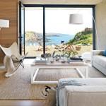 1-casa moderna pe malul marii langa Barcelona