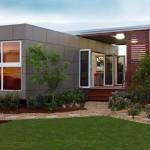 Nova Deko – o casa prefabricata de 31 mp cu aspect de resedinta de lux