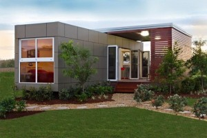 1-casa modulara din panouri sandwich by Nova Deko Australia