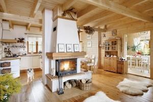 1-casa taraneasca din lemn polonia