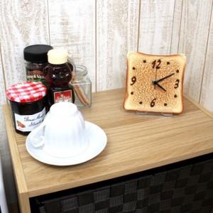 1-ceas de masa pentru bucatarie in forma unei felii de paine prajita