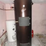 1 - centrala liepsnele 40kw cu boiler 200l