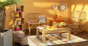 1-colectie de mobilier si accesorii colorate bahia maisons du monde
