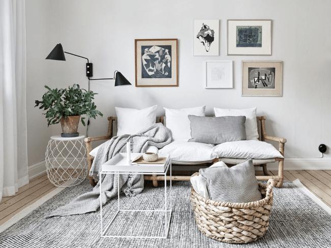 1-decor minimalist living menajat in stil rustic scandinav