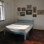 1-dormitor camera pentru musafiri inainte de reamenajare