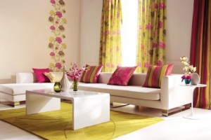 1-draperii si perdele decor living