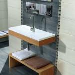 1-dunga decorativa gri inchis faianta chiuveta baie