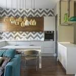 1-exemplu amenajare bucatarie open space in apartament stl scandinav