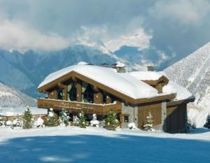 Craciun de vedeta:  310.000 euro un sejur la o cabana din Alpii Francezi – GALERIE FOTO