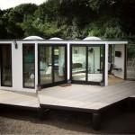 Casa modulara tip fagure – un proiect inedit conceput de britanici