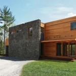 O super casa modulara cu design modern. Ti-ar placea sa locuiesti aici?