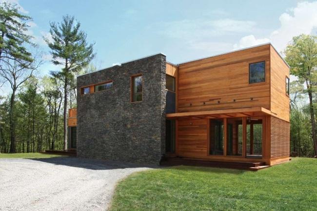 1-exterior casa moderna modulara prefabricata proiect suburban