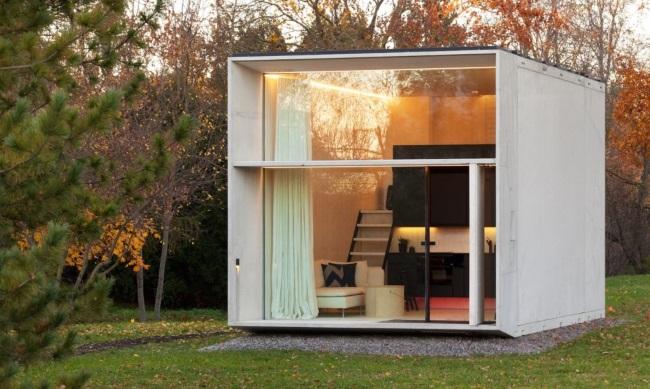 1-exterior casa prefabricata Koda gata in 7 ore