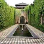 1-fantana arteziana curte interioara casa 55 milioane euro maroc