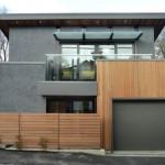 Proiect de casa ideal pentru terenuri si bugete mici – 74 mp cu tot cu etaj