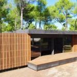 1-fatada exterior casa modulara pasiva Pop-Up