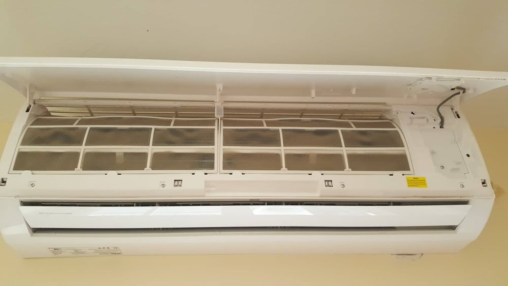 filtre murdare aparat aer conditionat desfacut