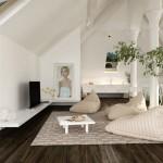 Fotoliul puf – piesa de mobilier care se potriveste oricarei camere