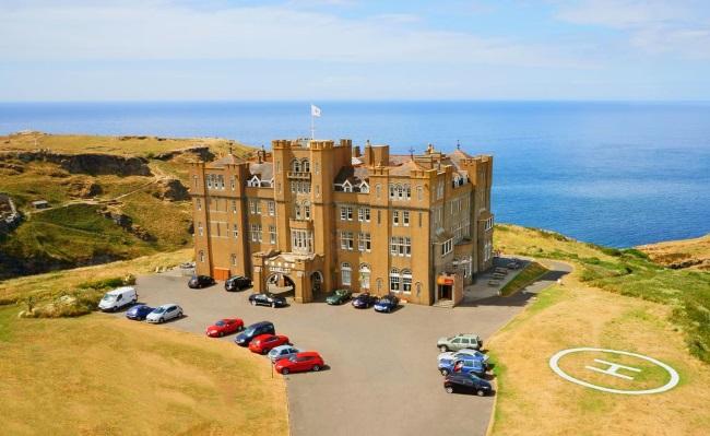 hotel Camelot Castle Anglia
