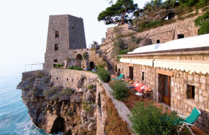 1-hotel torre di clavel positano amalfi italia