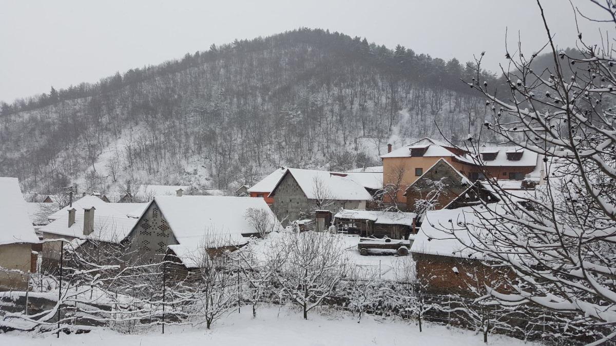 1 iarna in Talmacel Sibiu
