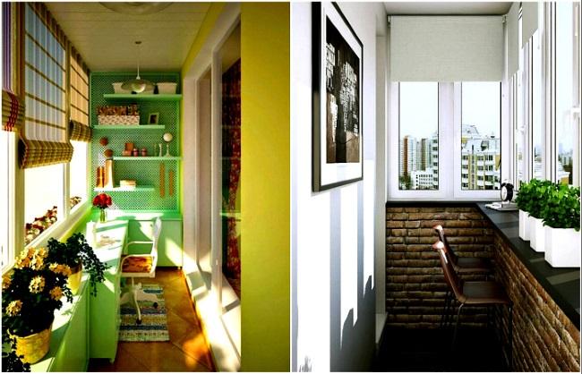 Ce faci cand ai un balcon ingust si mic – Idei