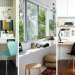 1-idei amenajare birou in spatii mici si inguste
