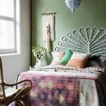 1-idei amenajare dormitor vintage boho chic